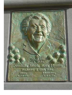 Domitilla Plaque